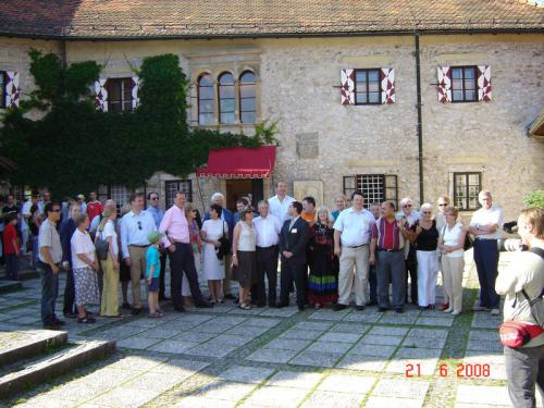 Annual General Assembly, Ljubljana 2008