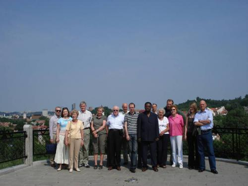 Annual General Assembly, Vilnius, 2007