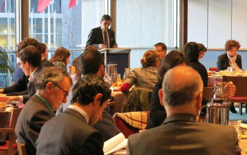 EuroFinUse/ADICAE Breakfast Event, 2014