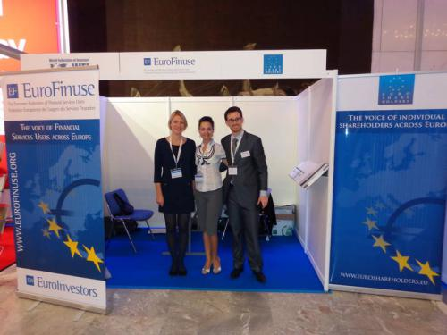 Financial Education Conference, Ljubljana 2012